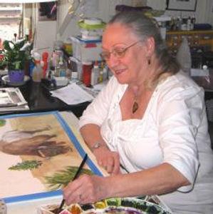 Arts Depot Resident Artist