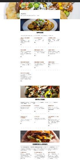 Eat At JJs Restaurant Website