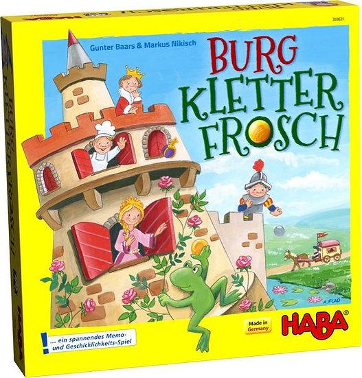 Castle Climbing Frog