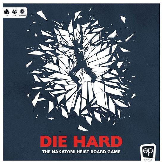 Die Hard: The Nakatomi Heist Board Game