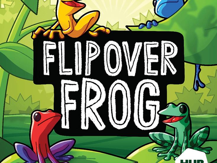 Flip Over Frog