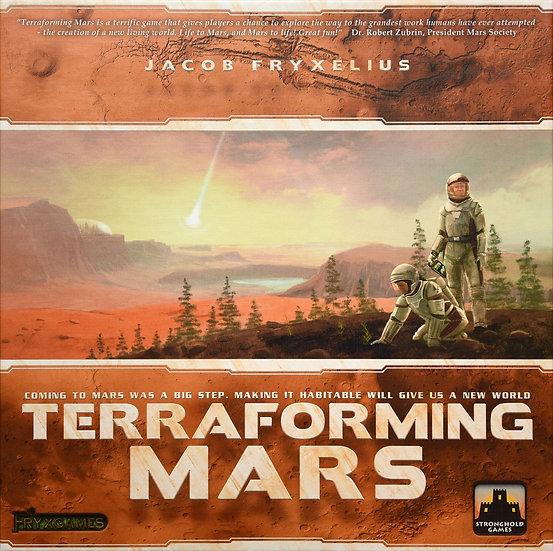 Terraforming Mars + Expansions
