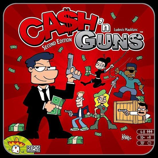 Ca$h 'n Guns (Second Edition)