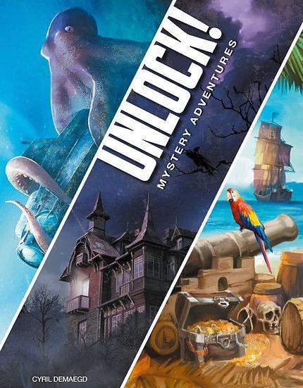 Unlock! 2: Mystery Adventures