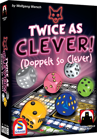 Twice As Clever