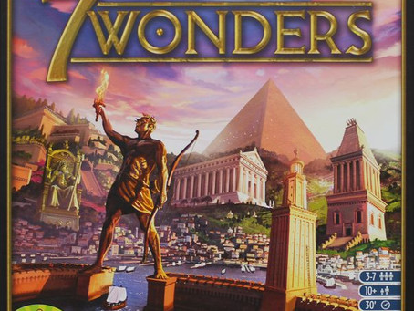 Featured Game: 7 Wonders