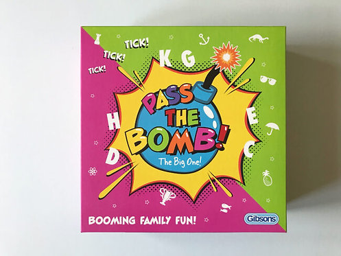 Pass The Bomb: The Big One!