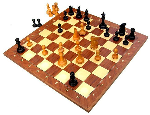 Chess + Draughts