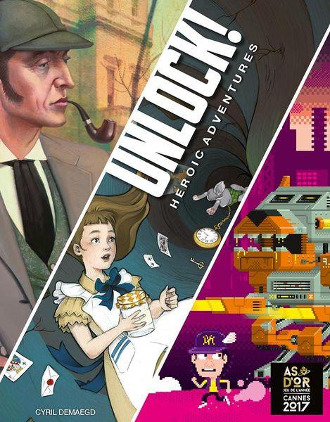 Unlock! 6: Heroic Adventures