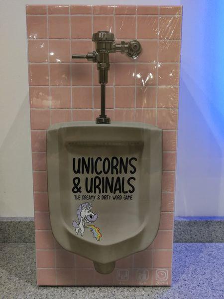 Unicorns & Urinals