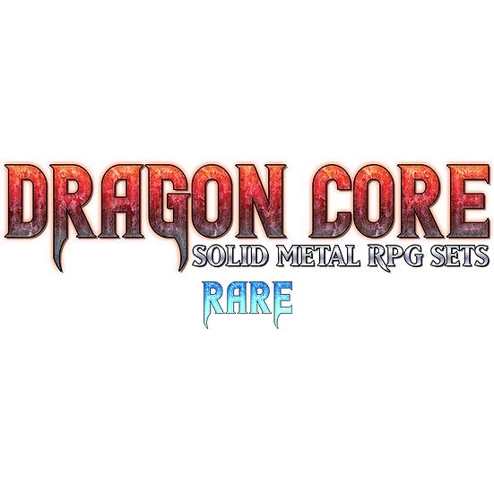 Metal Dice, Rare