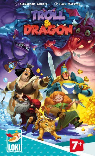 Troll & Dragon
