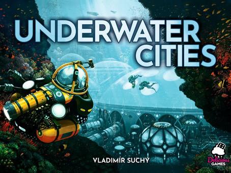 Featured Game: Underwater Cities