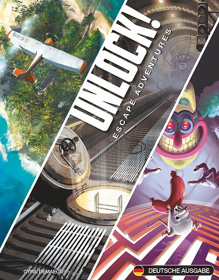 Unlock! 1: Escape Adventures