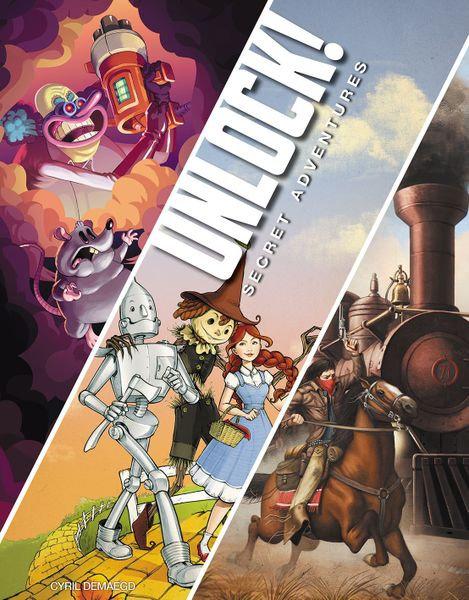 Unlock! 4: Secret Adventures