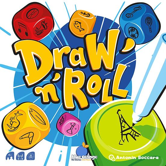 Draw 'n' Roll