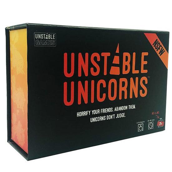 Unstable Unicorns: NSFW