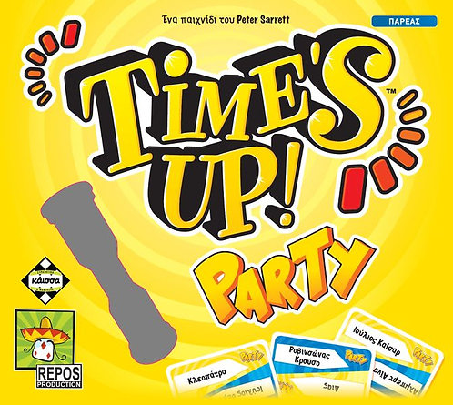 Time's Up! Party Edition