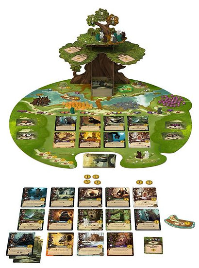 Everdell + Expansion
