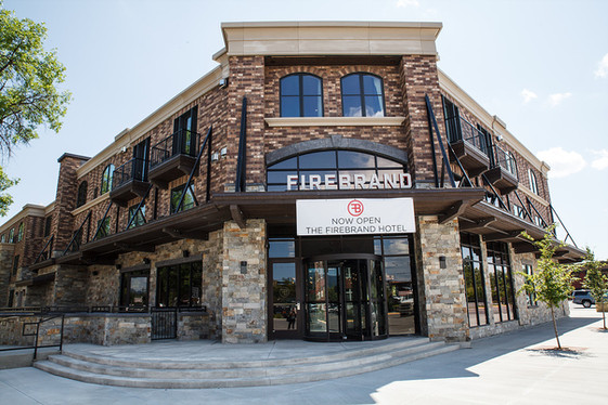 Fire Brand Hotel | Interior Exterior Painting