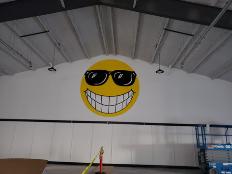 Censible Auto | Smily Face | Art Finished