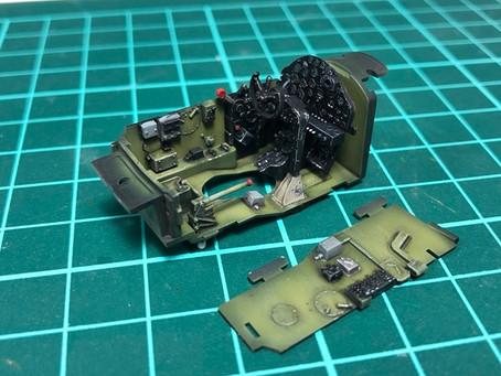 タミヤP-38ライトニングその1