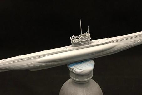 Uボートの製作 その1