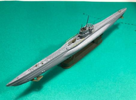 Uボートの製作 その2