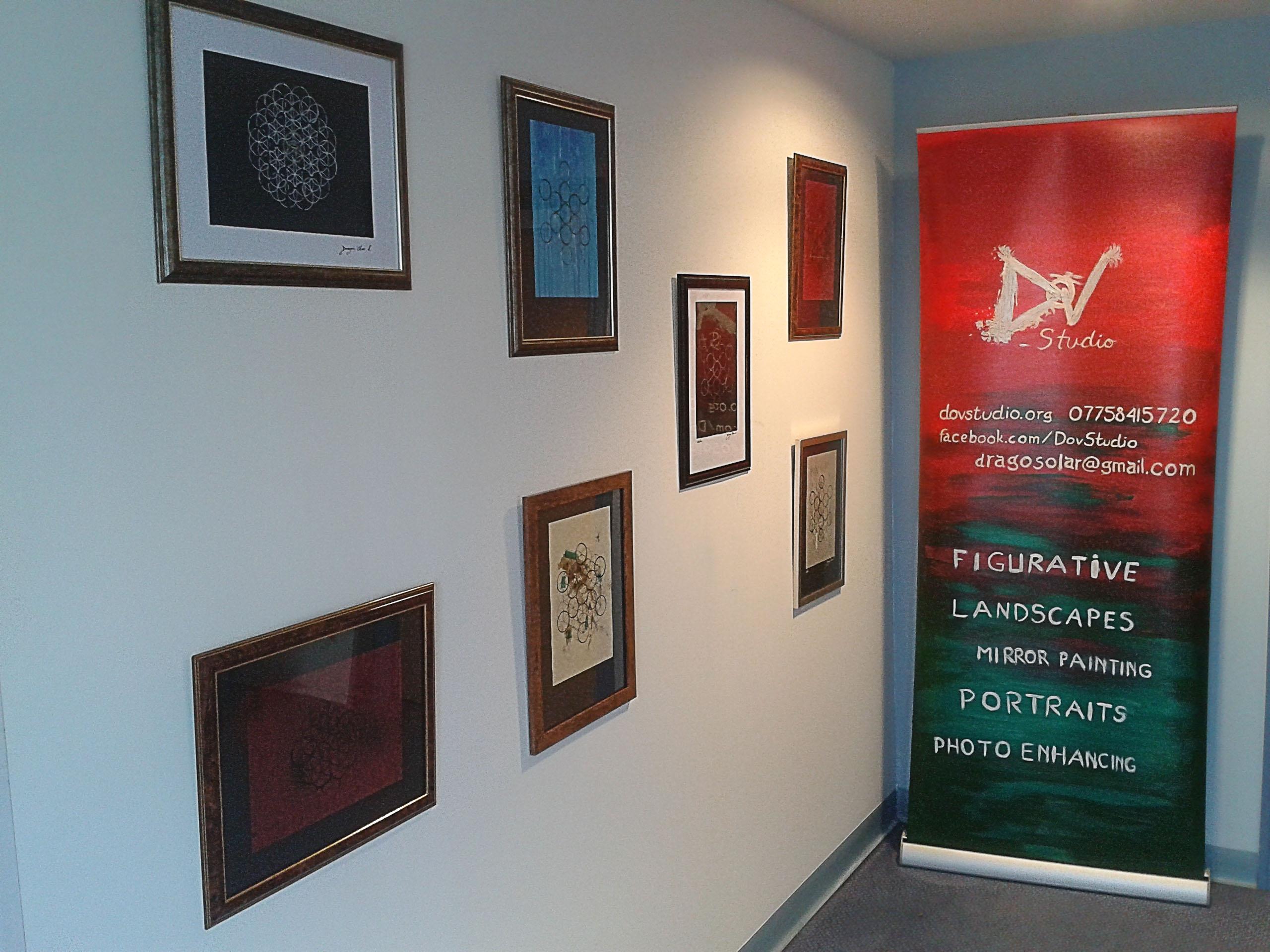 Awaaz FM Exhibition