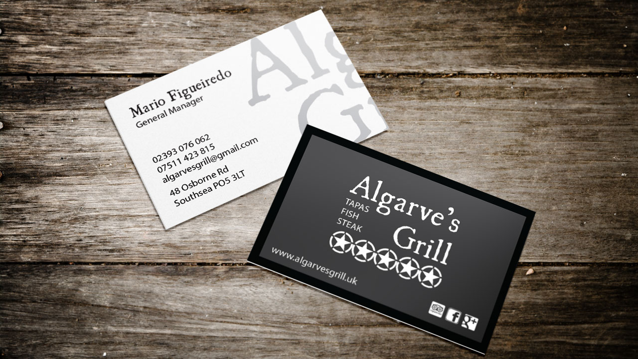 Algarve's Grill