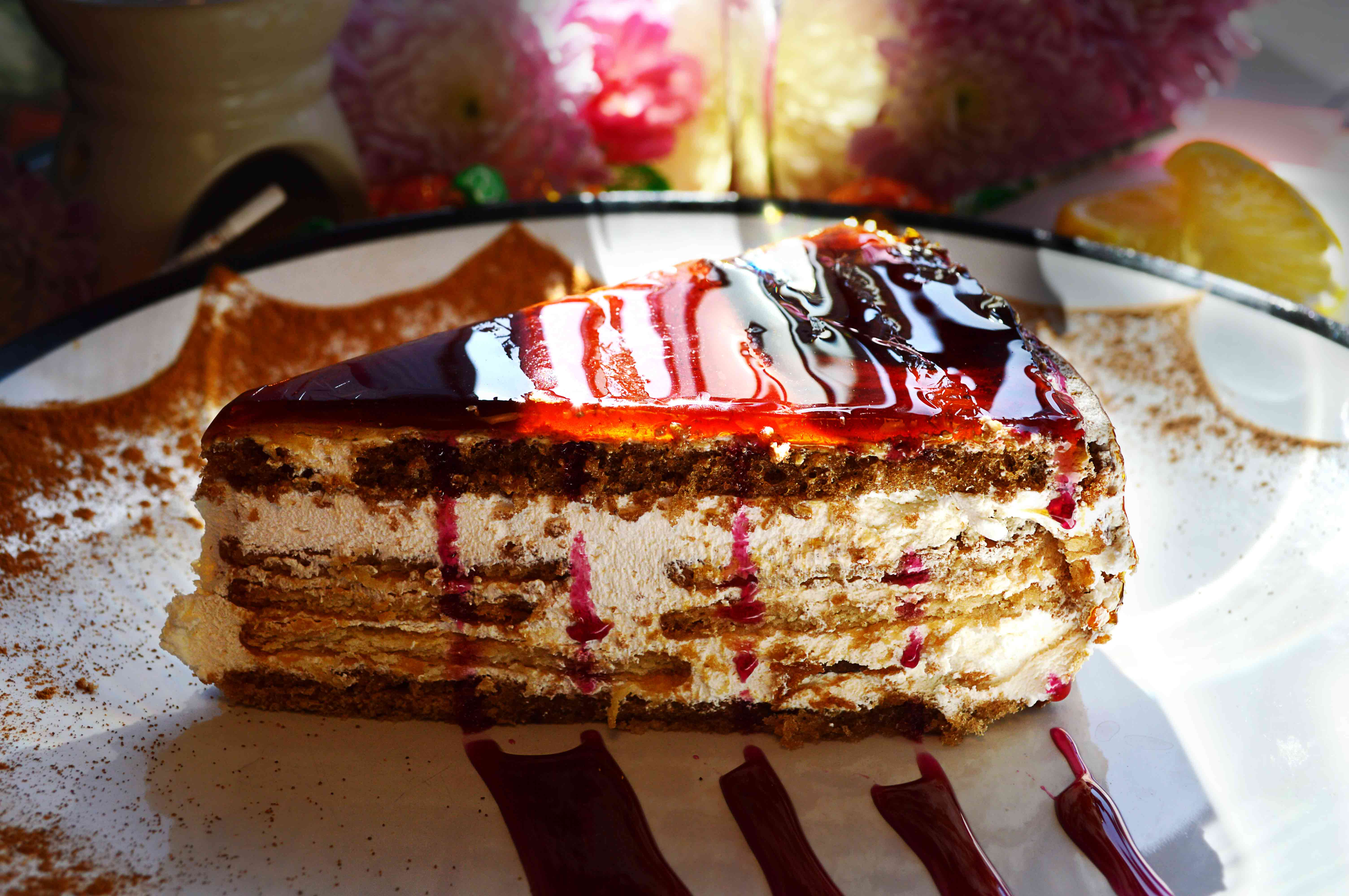 Carawlo Dessert