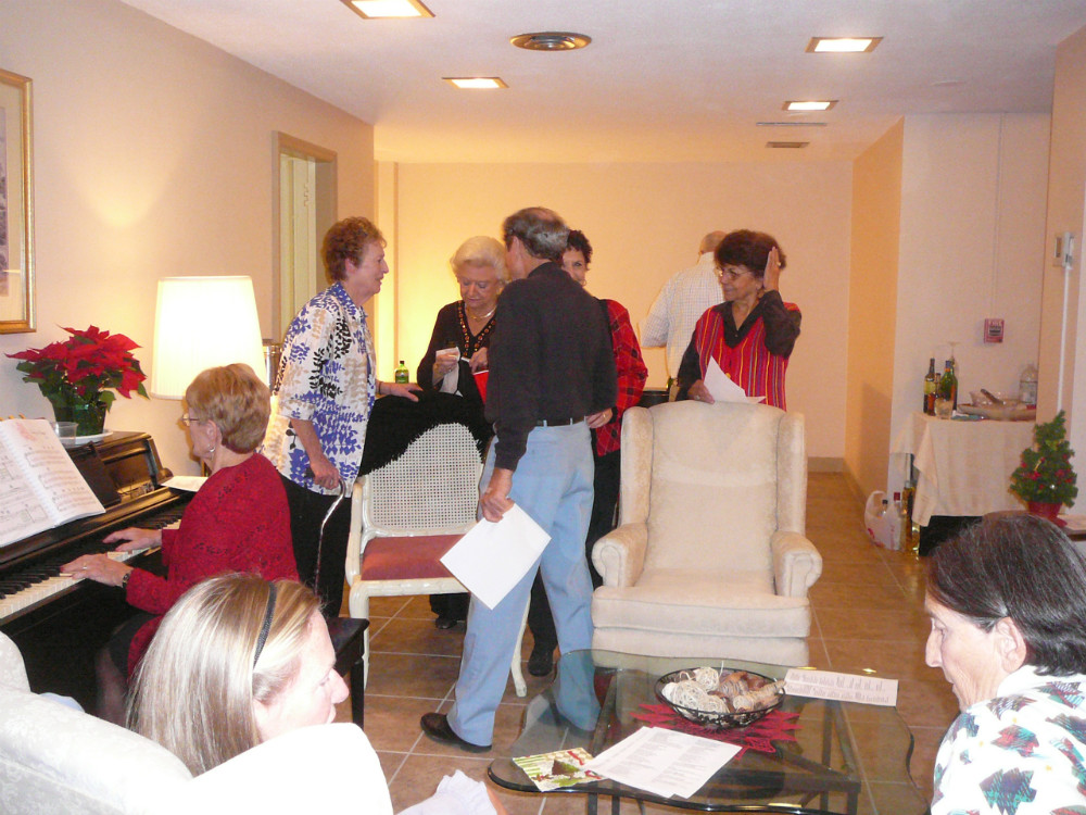 2010 Holiday Party 5