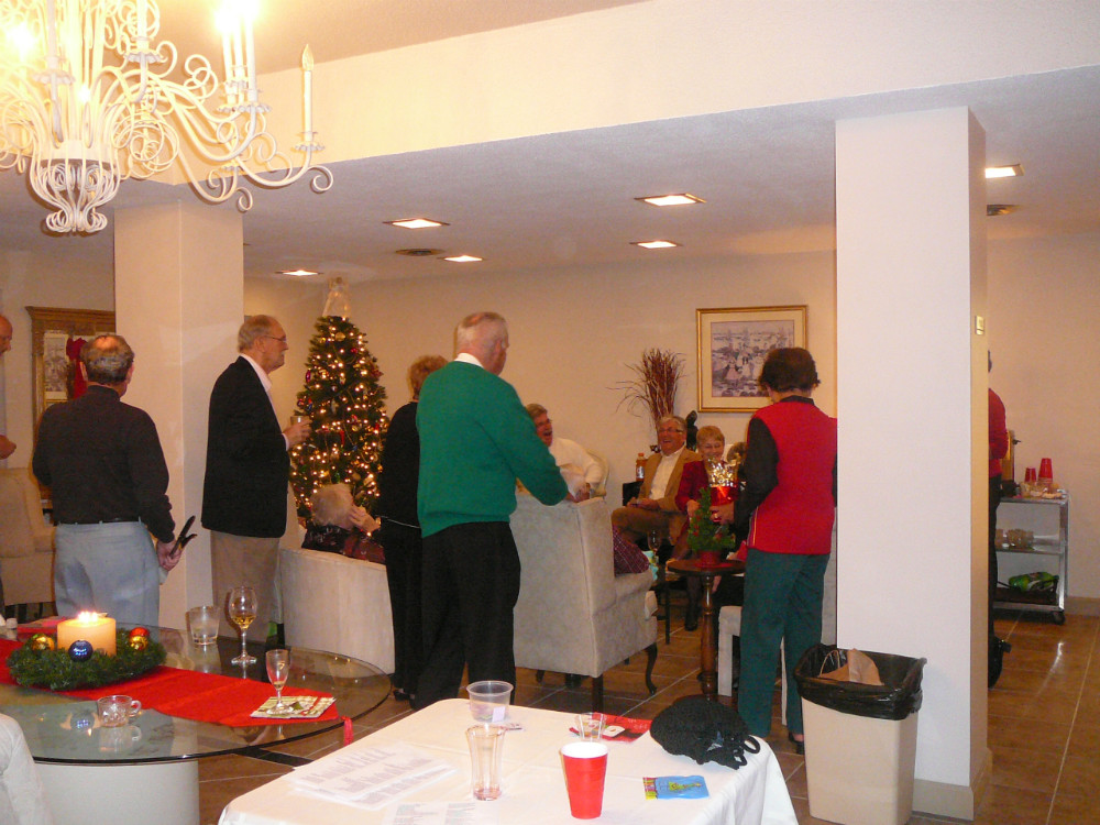 2010 Holiday Party 2