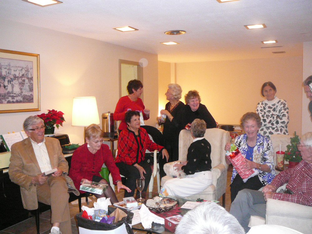 2010 Holiday Party 1