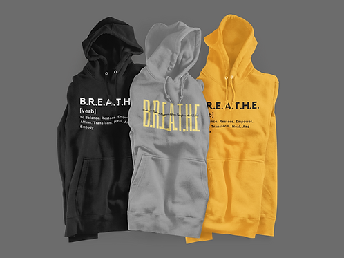 BREATHE Defined Hoodie