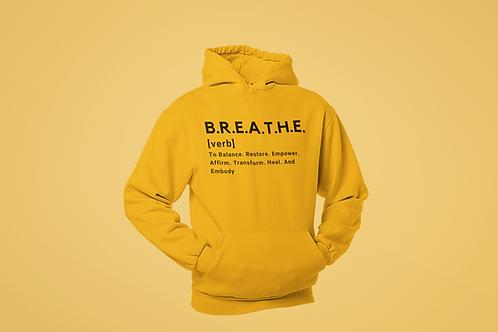 BREATHE Defined Hoodie