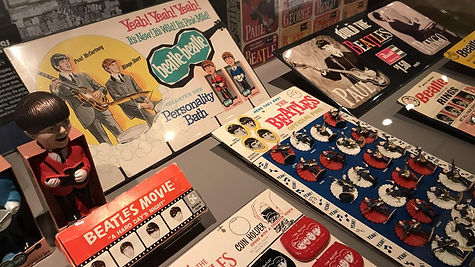 Beatles exhibit in Portland 19.jpg