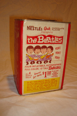 Beatles Nestles Quik can with blow-up dolls offer 1966-67.JPG