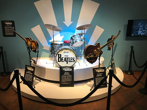 Beatles exhibit in Portland 11.jpg
