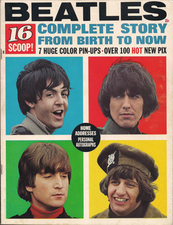 16 magazine Complete Story From Birth To Now 1965.jpg