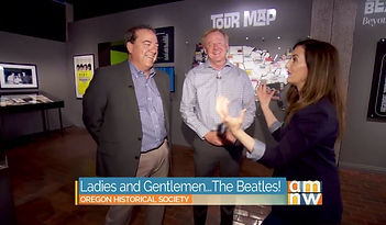 Beatles exhibit in Portland - photos - 5