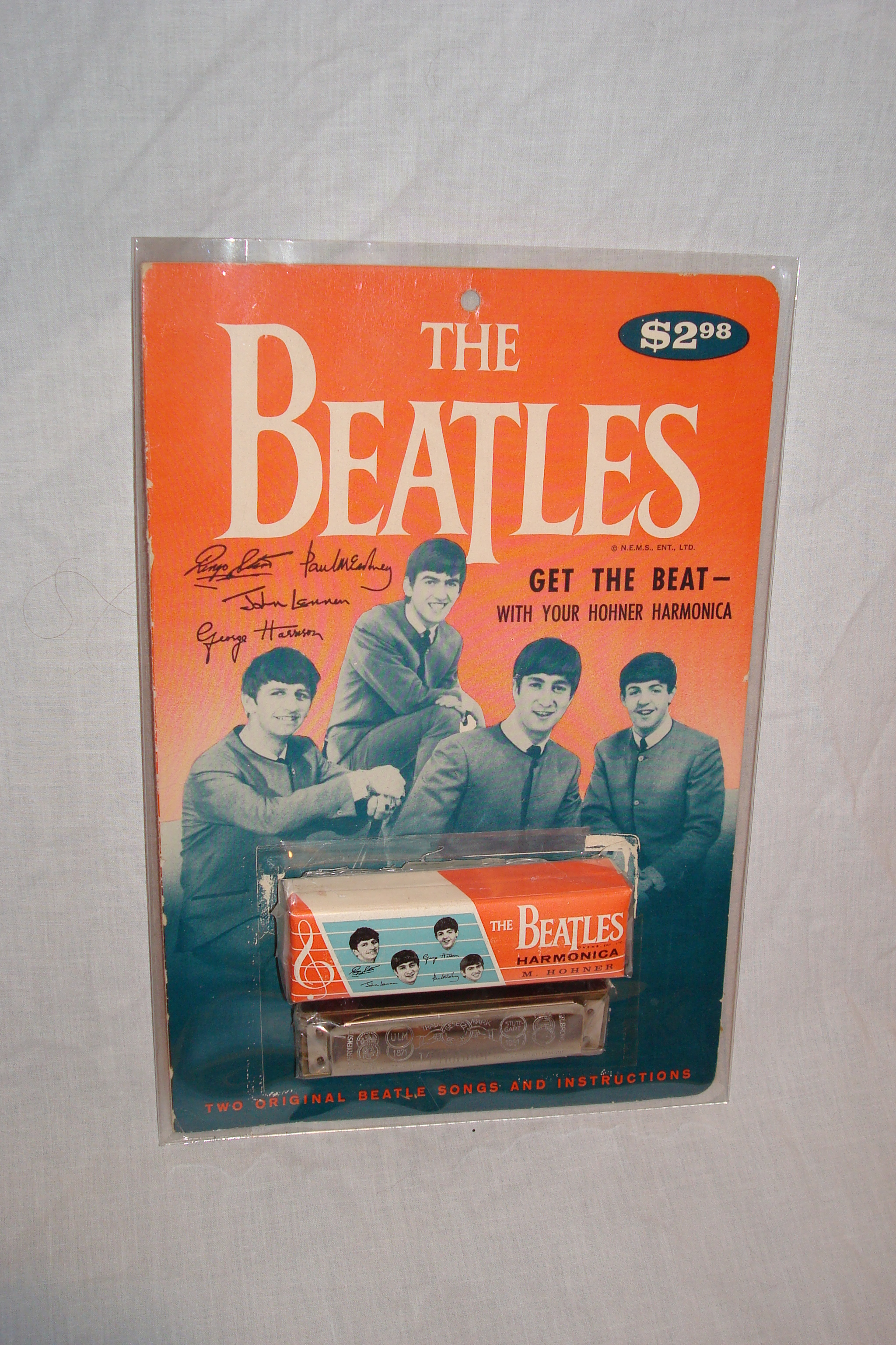 Beatles harmonica 1964.JPG