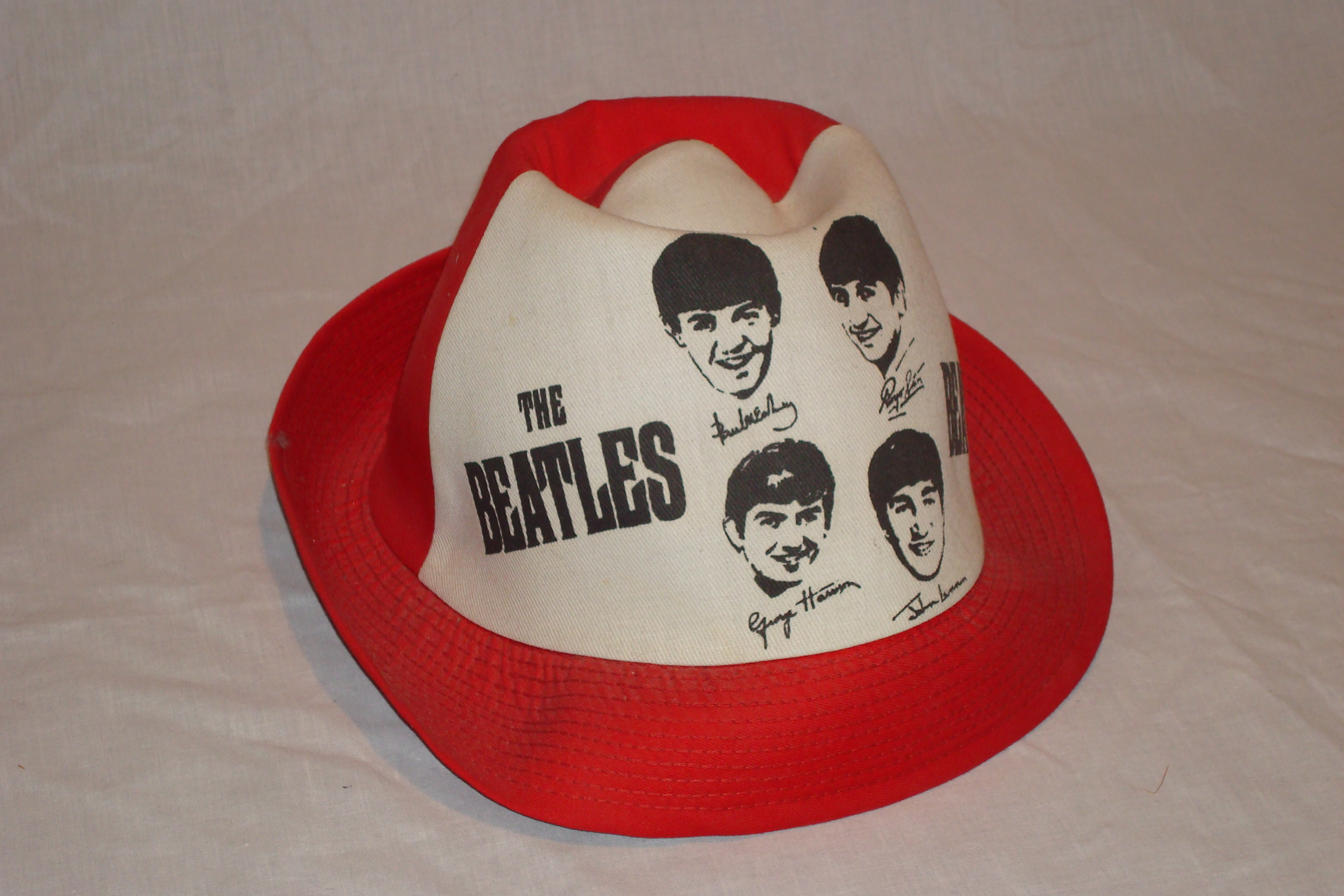 Beatles hat 1964.JPG