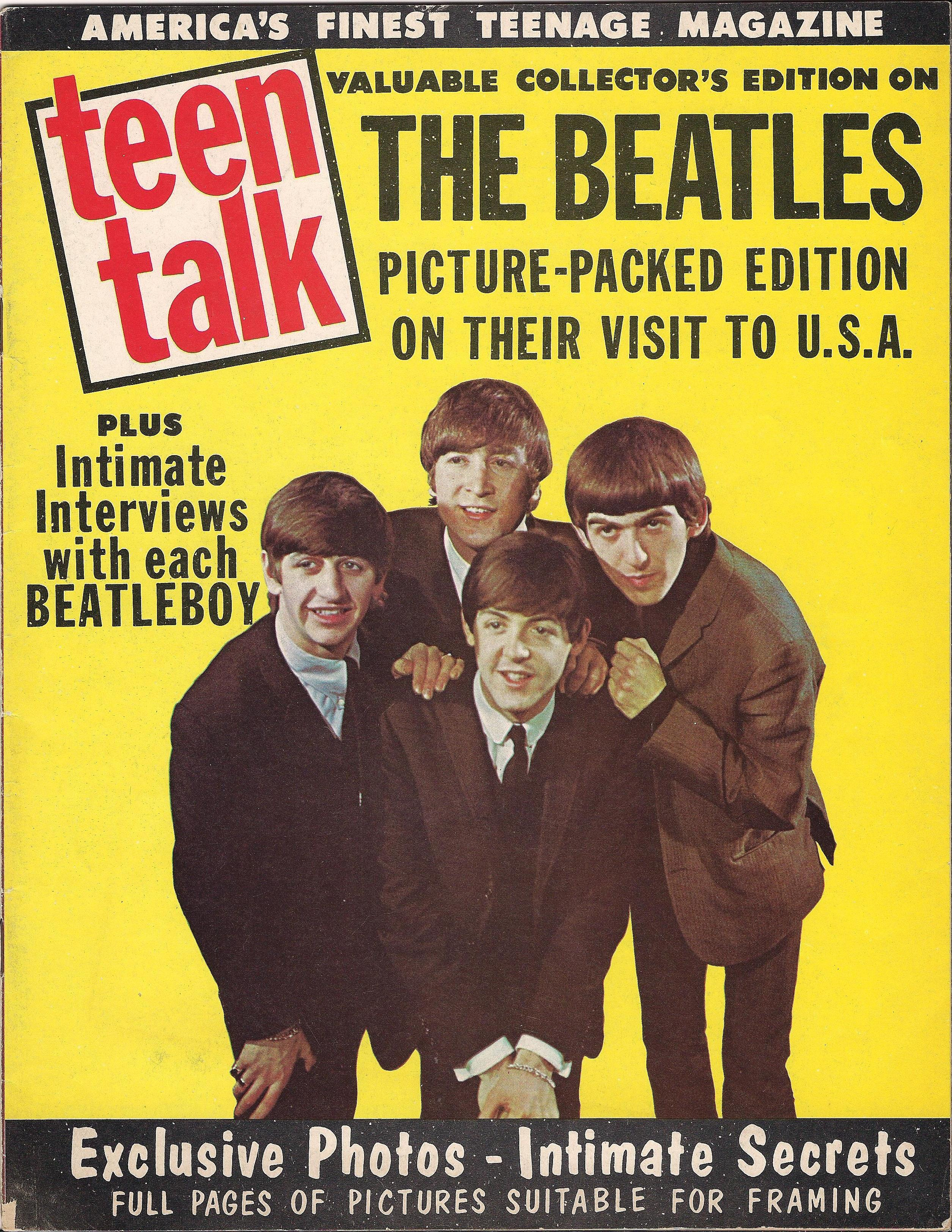 Teen Talk magazine 1964.jpg