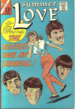 Comic book - Summer Love