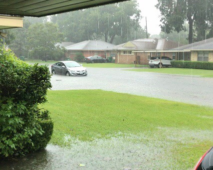 The Tales of a Yorkshireman living in Texas: Storms