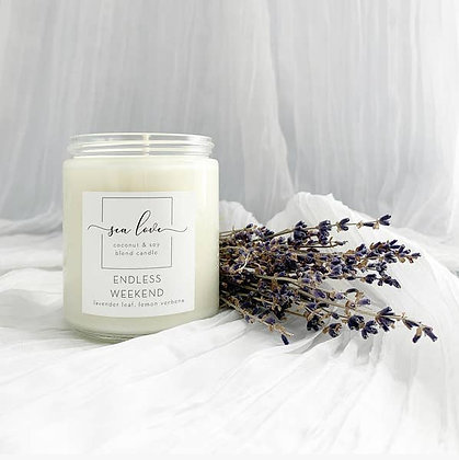 Endless Weekend Signature Candle