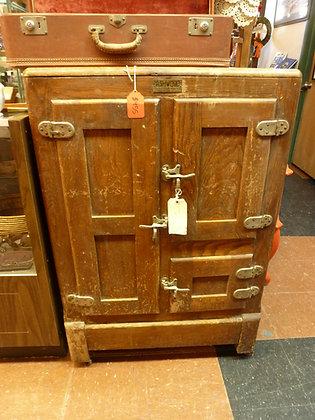 Vintage Ashwood Ice Box
