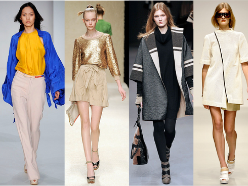 Fashion Shows | LDN + Paris
