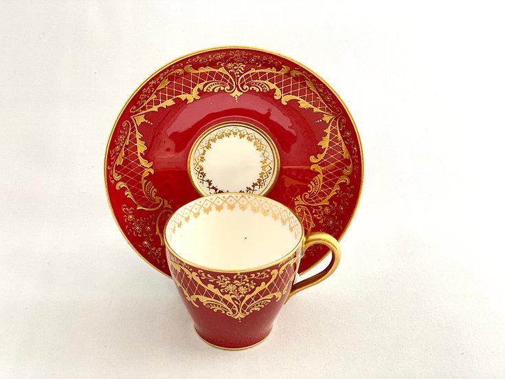 Doulton Burslem demitasse coffee cup